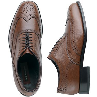 505a5ffb456 Florsheim® Lexington Mens Wingtip Oxfords - JCPenney