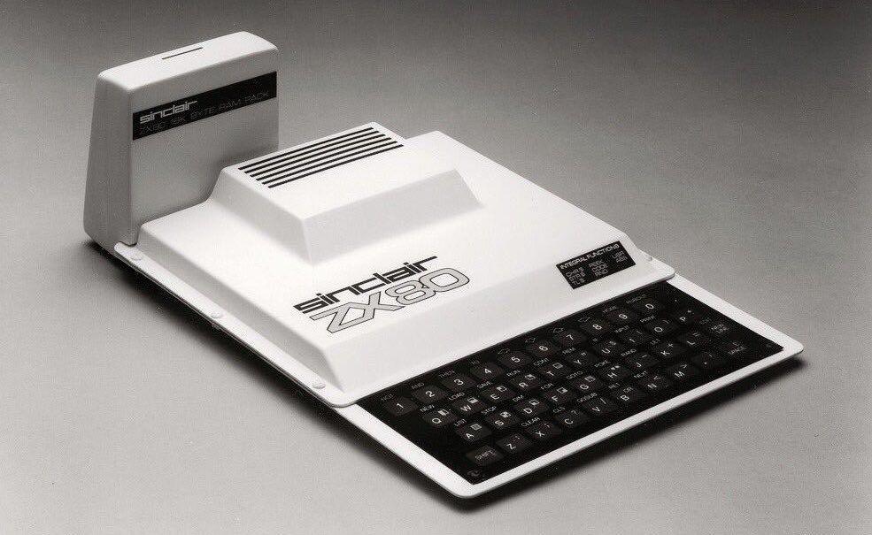 Sinclair ZX80 | Computer, Home computer, Gadgets