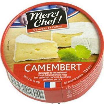 Camembert Merci Chef Cow Milk Pasteurised Milk Camembert Pasteurizing Milk Chef