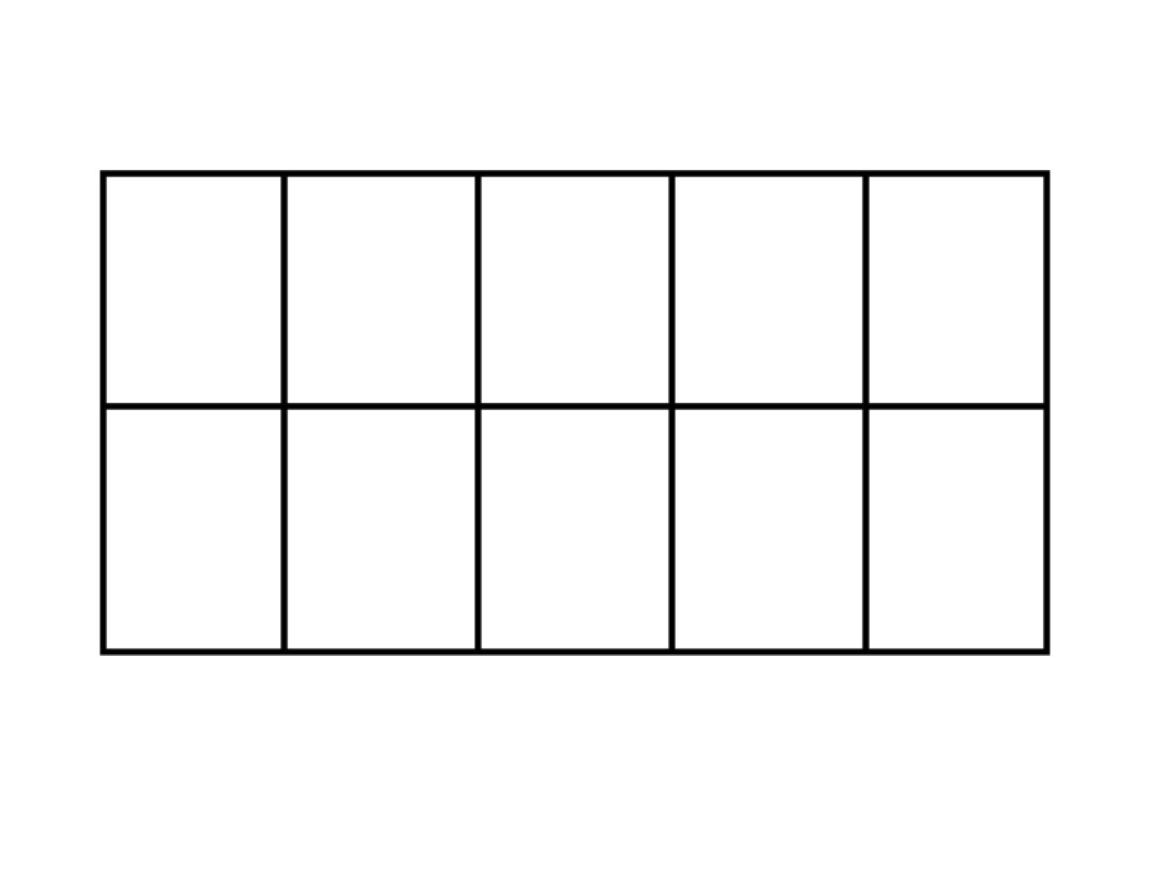 The 10 Frame Bakery Kindergarten Math Activity Aligned With The Ten Frame Kindergarten Math Activities Kindergarten Math [ 1275 x 1650 Pixel ]