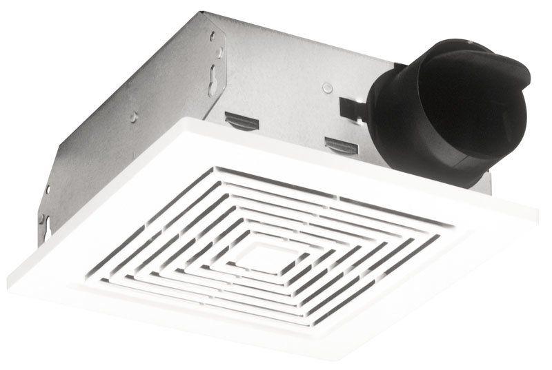 50 Cfm Ceiling Wall Mount Ventilation Fan Ventilation Fan Bathroom Exhaust Fan Bath Exhaust Fan