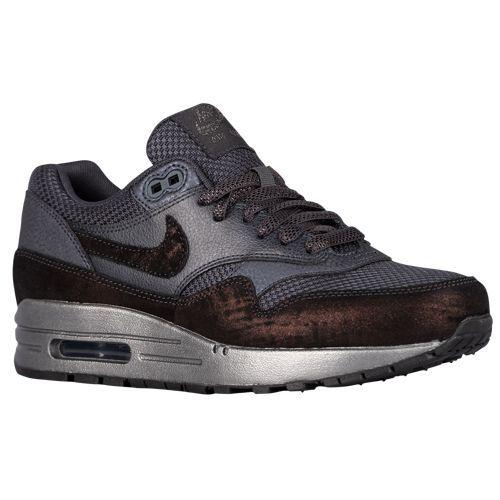 new style bbd54 595ce Nike Air Max 1 - Womens - Grey  Brown Zapatillas Nike Baratas, Nike  Baratos