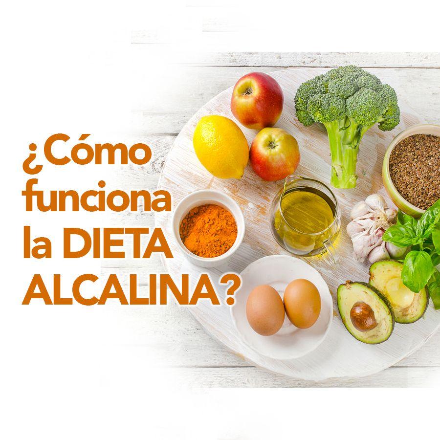 cual es una dieta alcalina