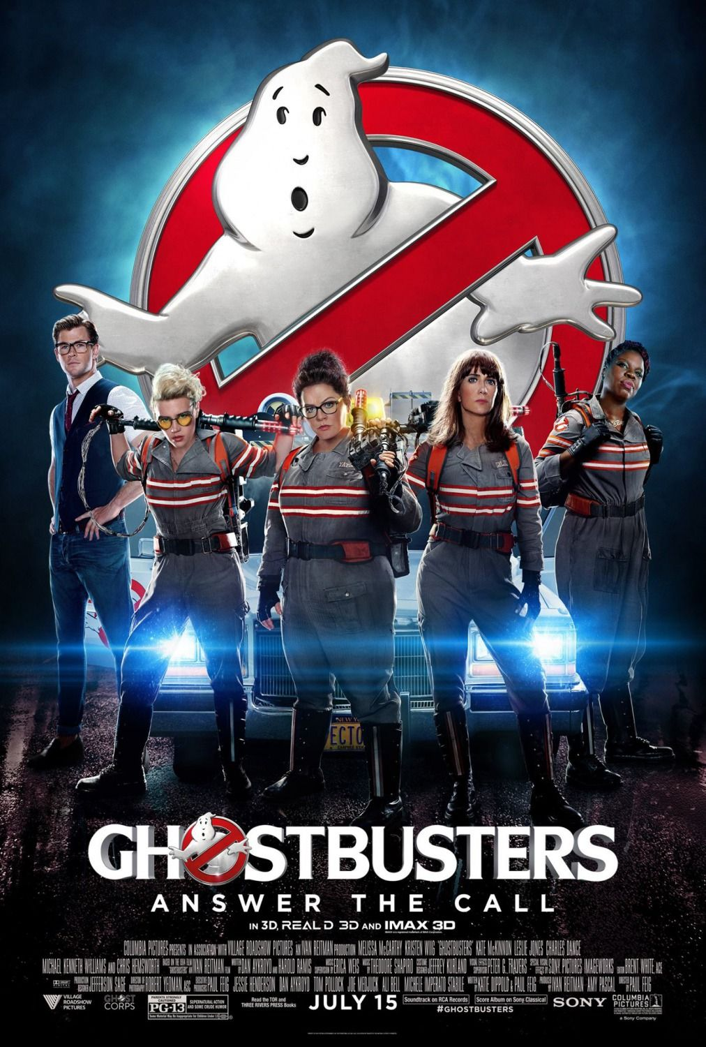 "After being stuck in development hell for much longer than it took to get ""Independence Day: Resurgence"" to the silver screen, the new ""Ghostbusters"" movie is now playing in theaters everywhere. Th…"