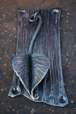 Custom Made Knock Or Leaf. Door Knocker Design Inspirations