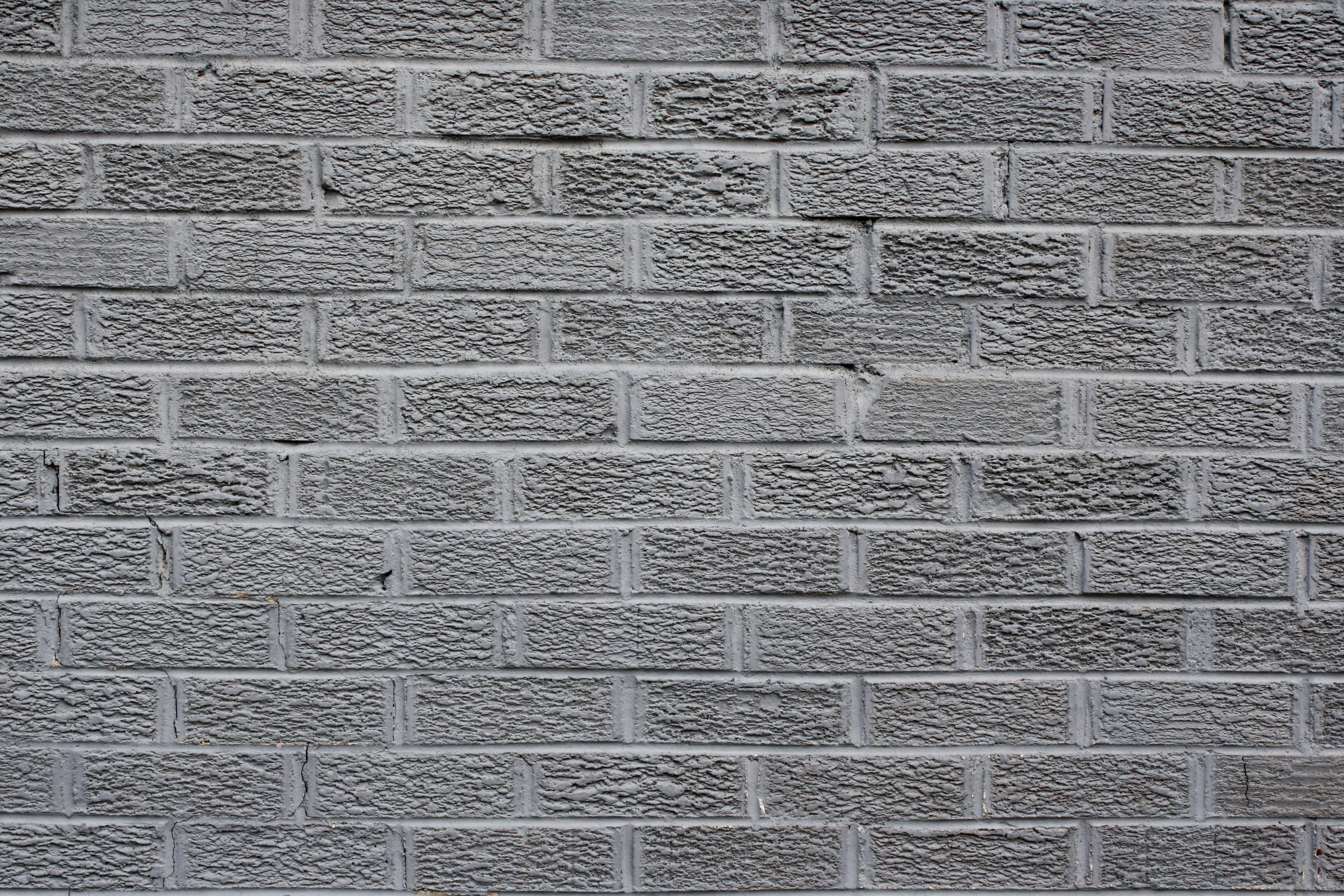 Free High Resolution Texture Photo Of A Gray Brick Wall This Is Made From Textured Bricks That Have Been Painted Grey Color Great Background Image