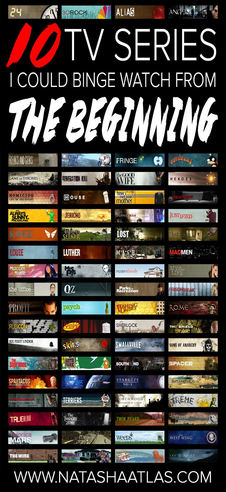 tv series blogs