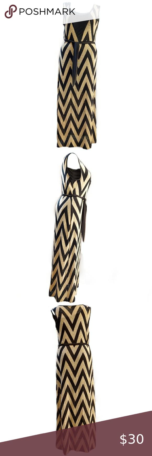 Ashley Stewart Black Taupe Zigzag Maxi Dress Dress Size Chart Women Plus Size Maxi Dresses Yellow Maxi Dress [ 1740 x 580 Pixel ]