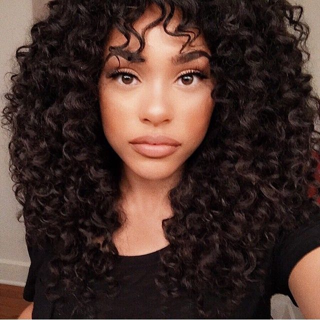 Quick Hairstyles For Kinky Curly Hair : 6a brazilian virgin hair kinky curly