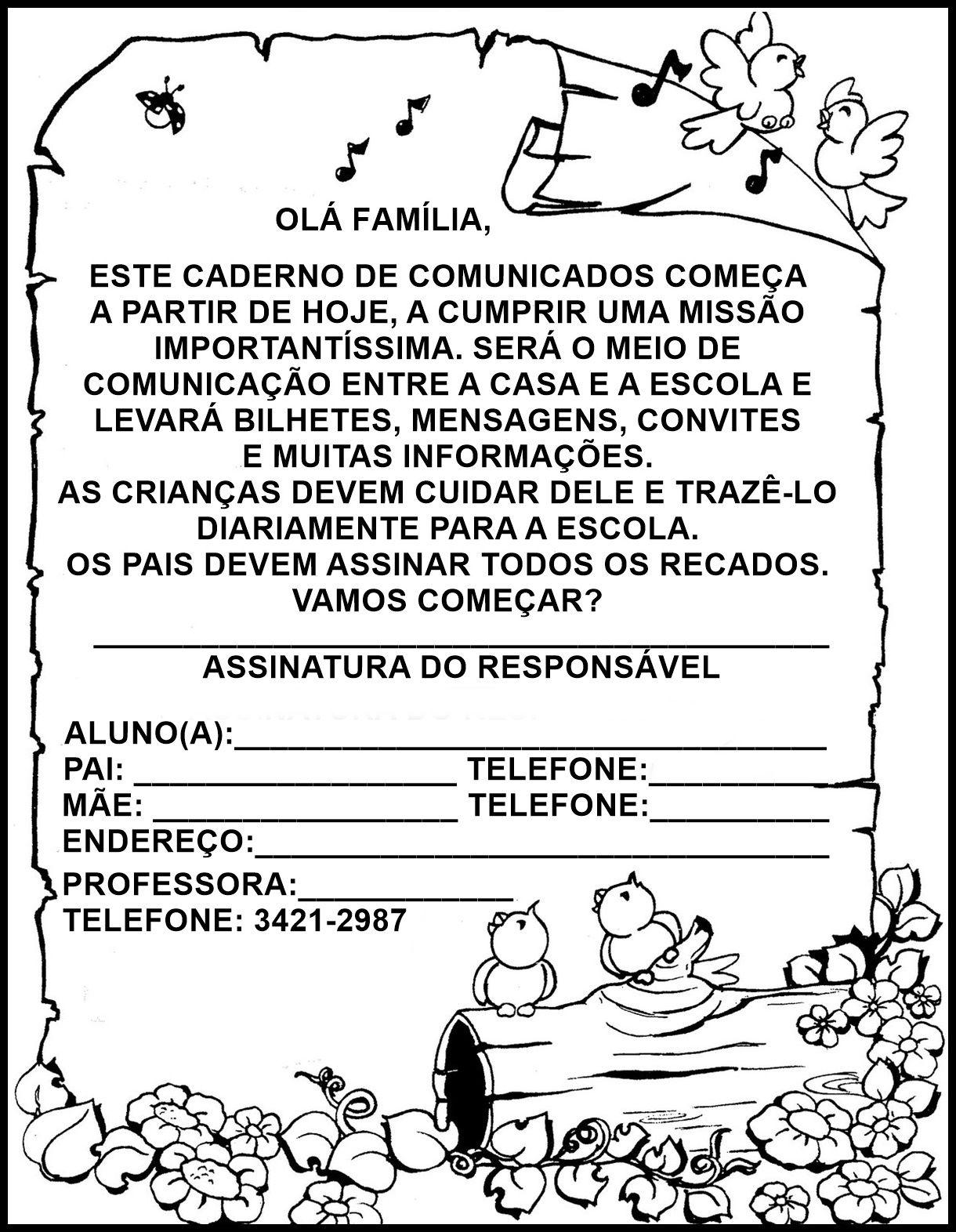 Pin De Fabiana Bisinoto Em Atividades Pedagogicas Education