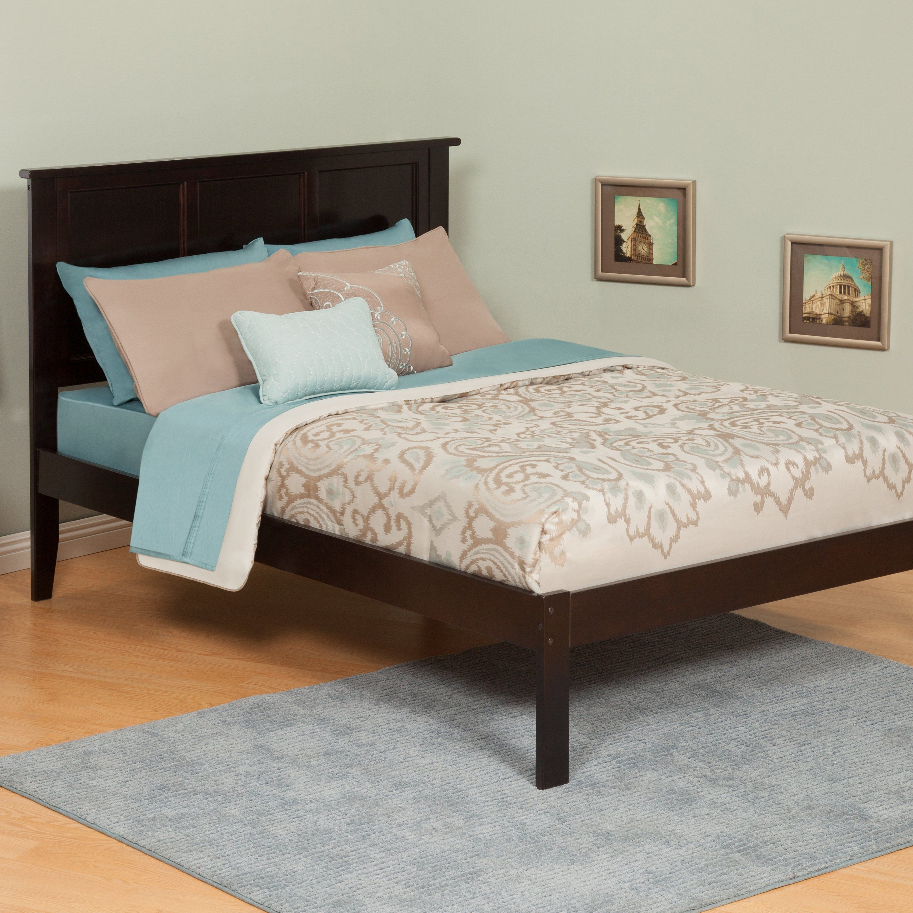 Urban Lifestyle Madison Platform Bed  Dress Up Your Bedroom