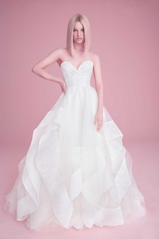 11cf0efd1cd Hayley Paige Bridal   Wedding Dress Collection Spring 2019