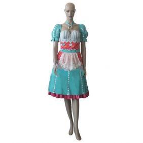 Alice Madness Returns Siren Cosplay Dress. http://www.luckcos.com