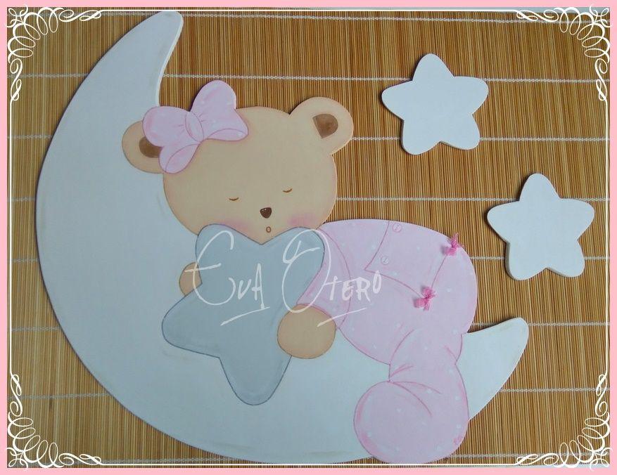 Siluetas infantiles decoraci n infant l personalizada - Siluetas madera infantiles ...