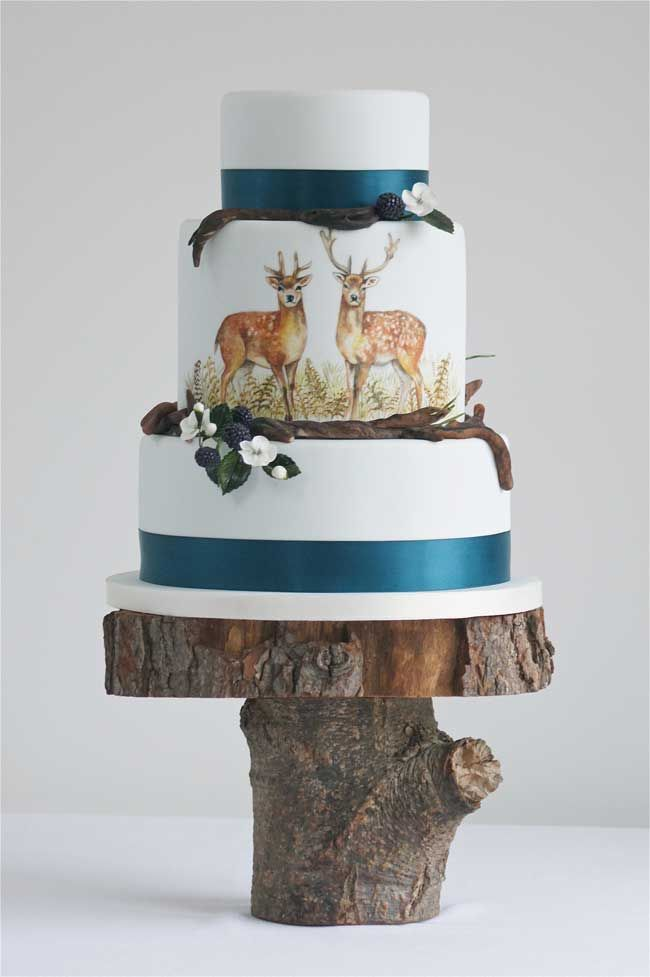 7 Stunning Wedding Cakes With The Wow Factor For 2014 In 2018