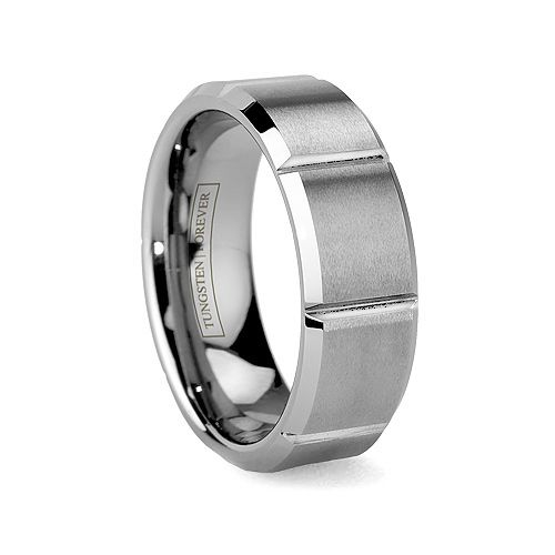 Pin On Tungsten Carbide Rings