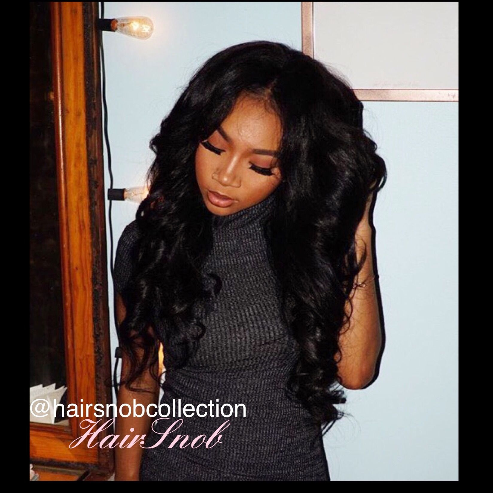 Peruvian Body Wave Virgin Hair Extensions Hair Snob Collection