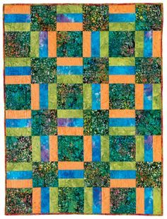 Quilts on Pinterest | 230 Pins on rail fence quilt, quilting and ... : rail fence quilt pattern - Adamdwight.com