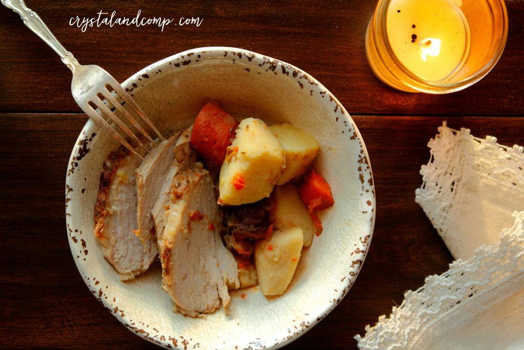 How To Cook Pork Loin Filet In The Pressure Cooker Pork