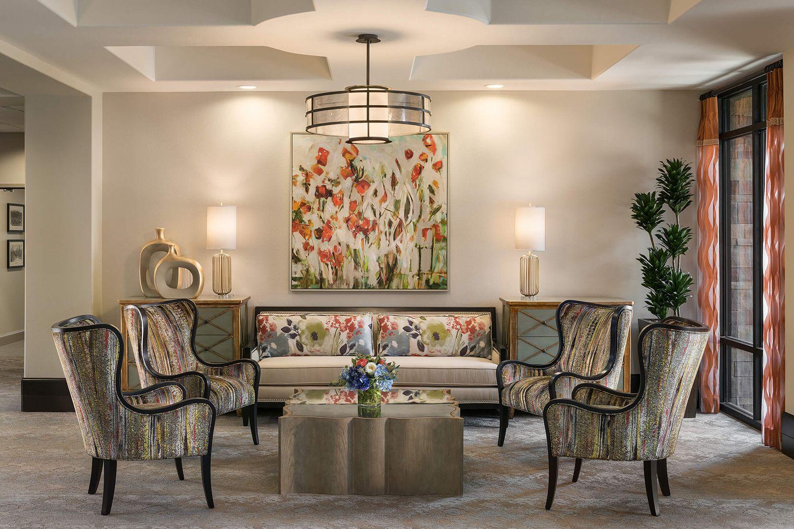 Our work national award winning senior housing interior design also rh pinterest