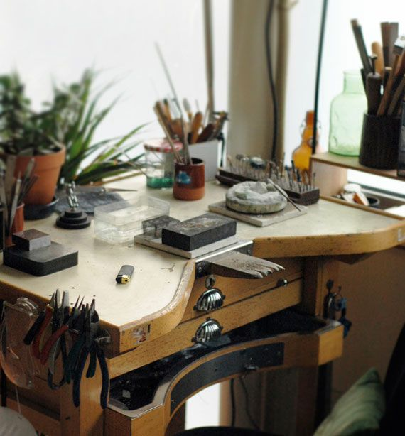 Featured Seller Minicyn Work Space Workshop Studio Jewelry Studio