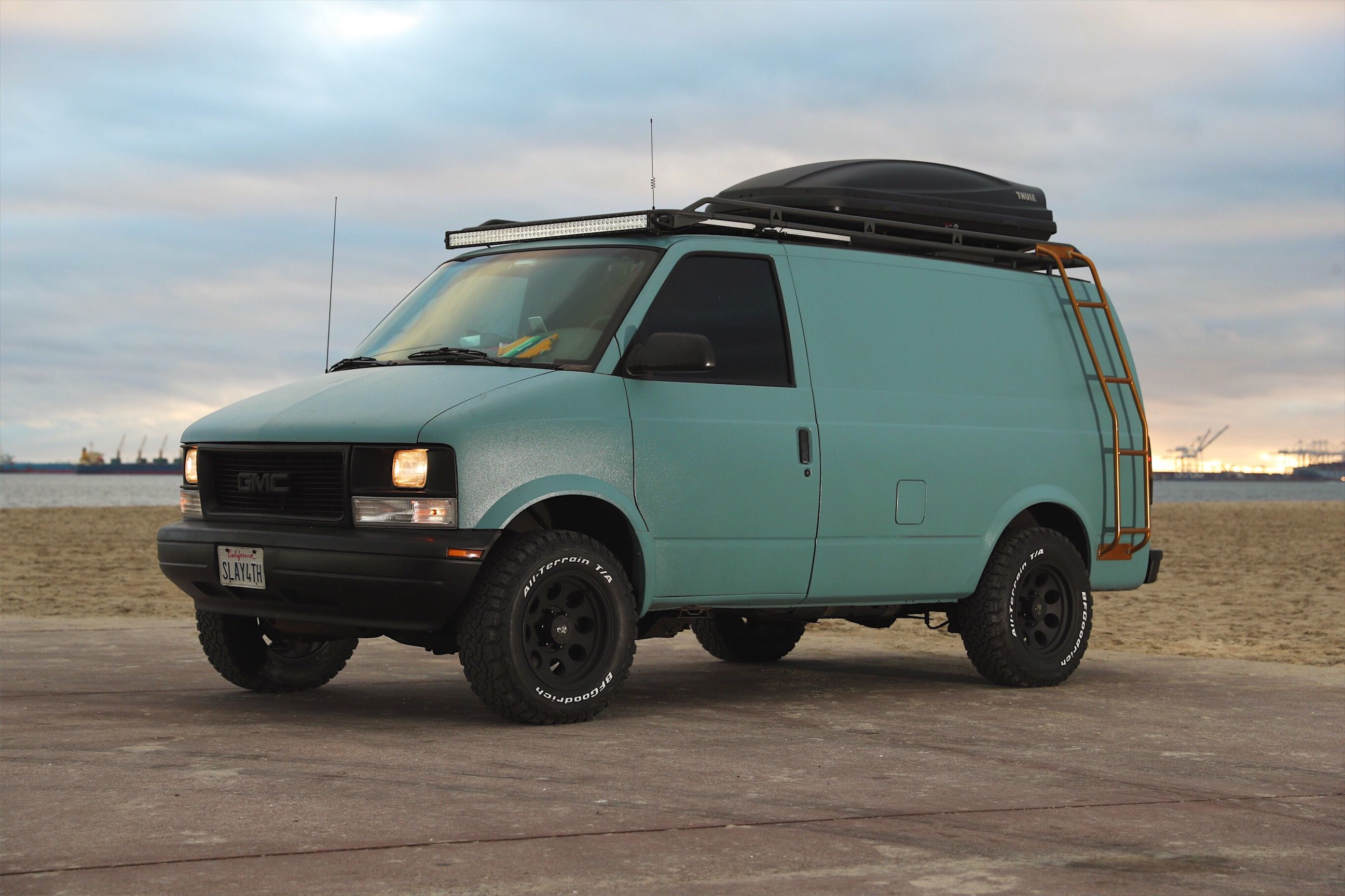 2004 Chevy Astro Van Roof Rack 12300 About Roof