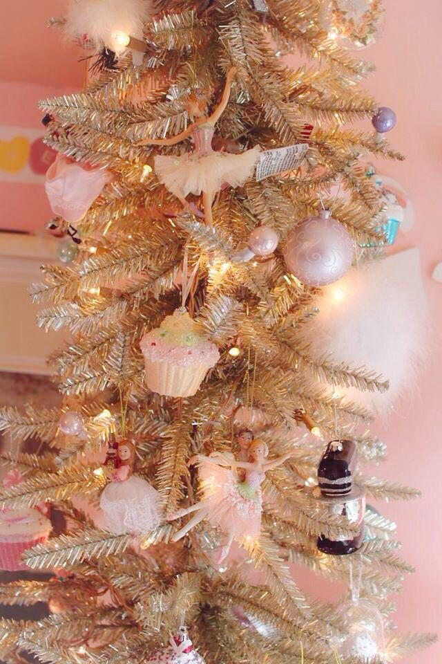 My Nutcracker Themed Christmas Tree Pink Christmas