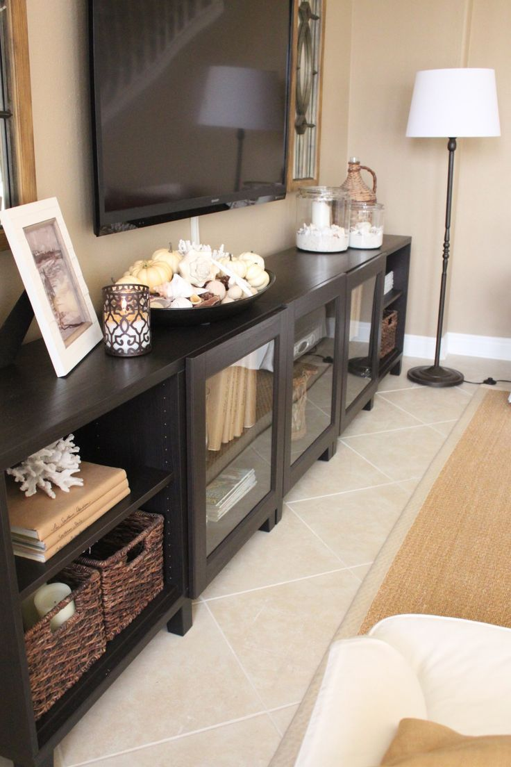 25 Best Ideas About Tv Console Decorating On Pinterest Tv Stand