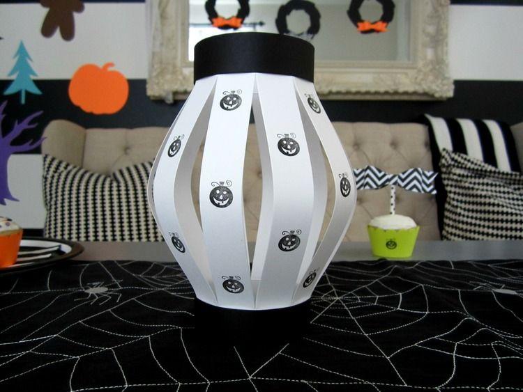 Design Sprinkle: Halloween Party Ideas#NightmareBeforeChristmas #Lanterns