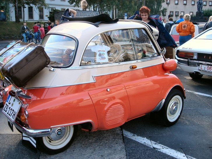 Autos Antiguos Modernos Y Del Tc Taringa Tiny Cars Isetta Bmw Isetta