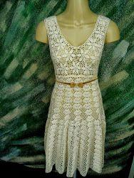 vestido cristal