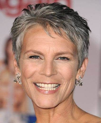 Short Hairstyles For 60 Year Old Woman Hairstyles Crop Hair