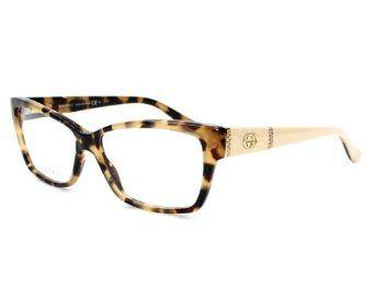 782a35ff8f48 Amazon.com: Gucci Eyeglasses frame GG 3559 L7B Acetate - Rhinestones  Havana: Clothing