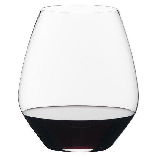 Riedel Vivant Pinot Noir Stemless Wine Glasses Set of 2 : Target