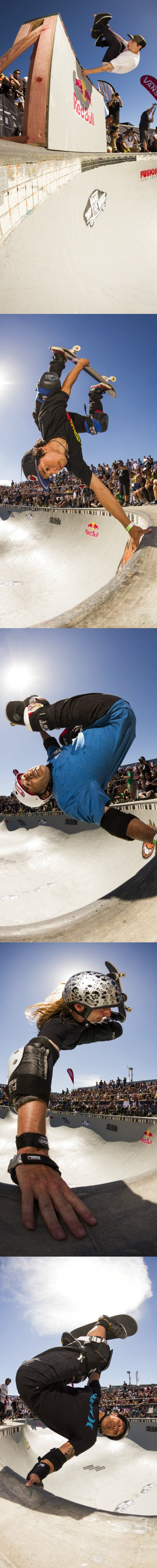 Inverted #skateboard #redbull #skateboard #bowlarama #vans © David Read / Red Bull Content Pool