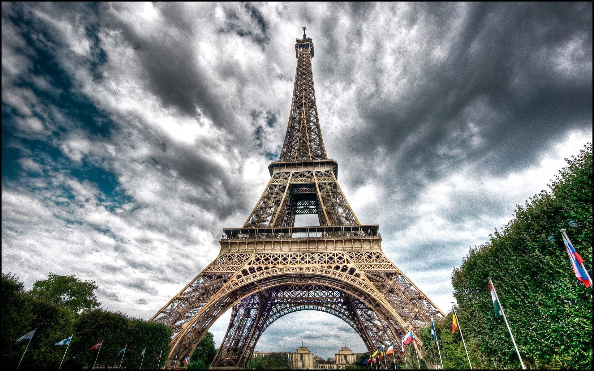 Hd Eiffel Tower Wallpapers