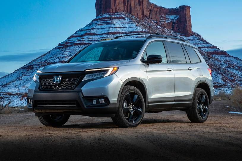 The Passport Comes Equipped With A Powerful V6 Engine And Off Road Tech The Interior Utilitarian Which Comes Loaded With Tech And Honda Passport Honda V Honda