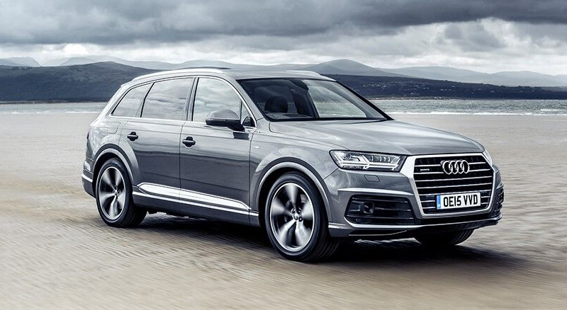 2020 Audi Q7 Audi Q7 Audi Suv Car