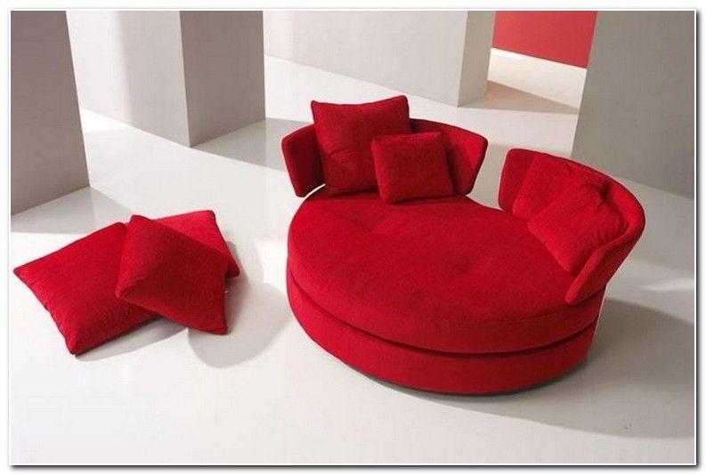 Round Loveseat Sofa Home Interior Design Ideas Love Seat
