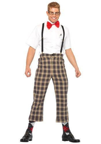 3a6cb6e28c4c You re sure to be sharing your notes with everyone in no time in this Mens Nerdy  Nerd Costume (plus