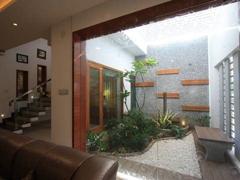 Image result for tiny house compound with courtyard