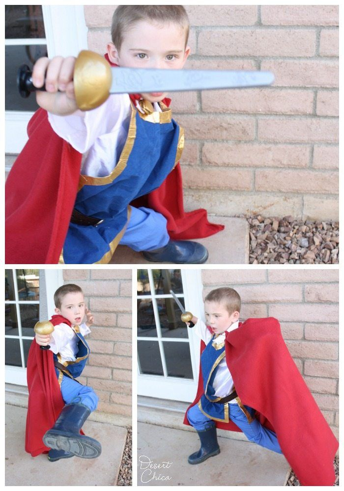 Easy Diy Snow White Prince Costume Costume Snow White