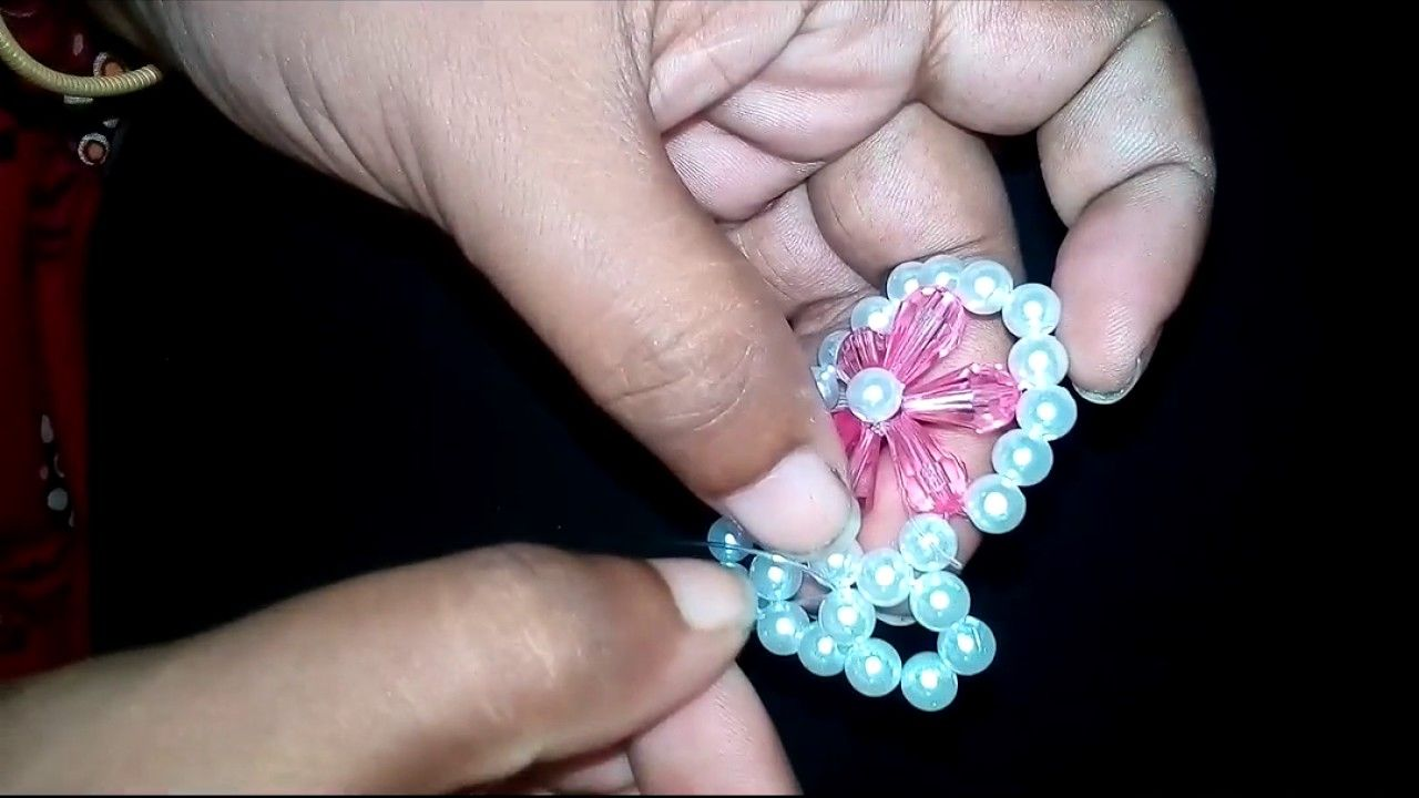 How to Make Putir Bag/ beads Bag/Putir Purse / পুতির ...