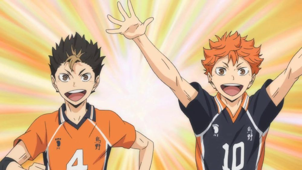 Haikyuu season 4 release date when it is coming out