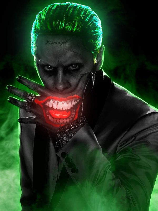 Jared Leto Joker 4K ID#12002 in 1440x2560 Android ...