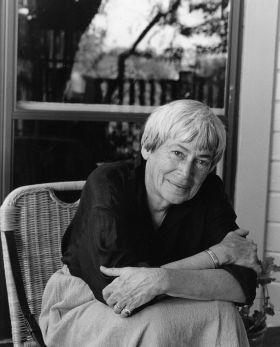The Death of the Book by Ursula K. Le Guin