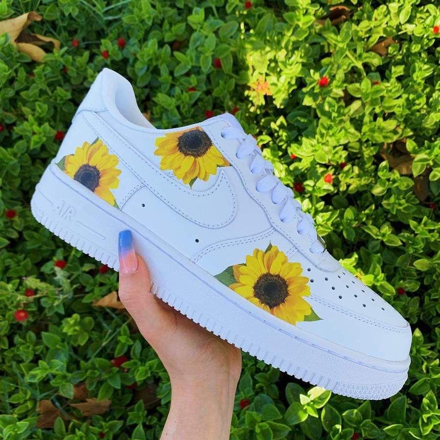 Sunflower AF1 trong 2020 | Giày nữ, Thời trang và Giày thời