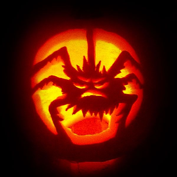40+ Best Cool & Scary Halloween Pumpkin Carving Ideas, Designs ...