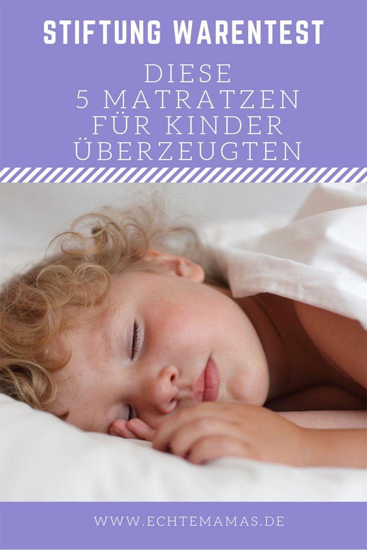 Stiftung Warentest Diese 5 Kindermatratzen Kannst Du Beruhigt