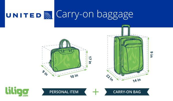 All You Need To Know About United Airline S Baggage Policy Traveler S Edition United Airlines Airline Economy United Airlines Carry On